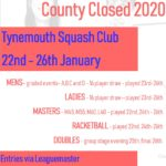 senior county closed 2020 -  poster